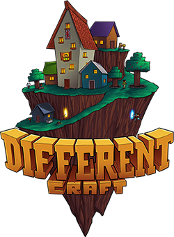 DifferentCraft - Minecraft Survival Server